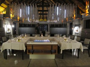 Chobe Water Villas dining_compressed