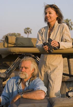 Dereck and Beverly Joubert
